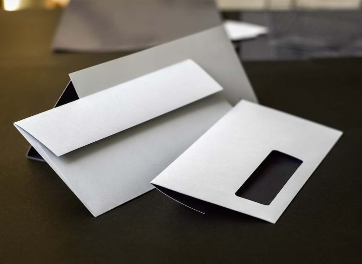 custom wedding envelopes