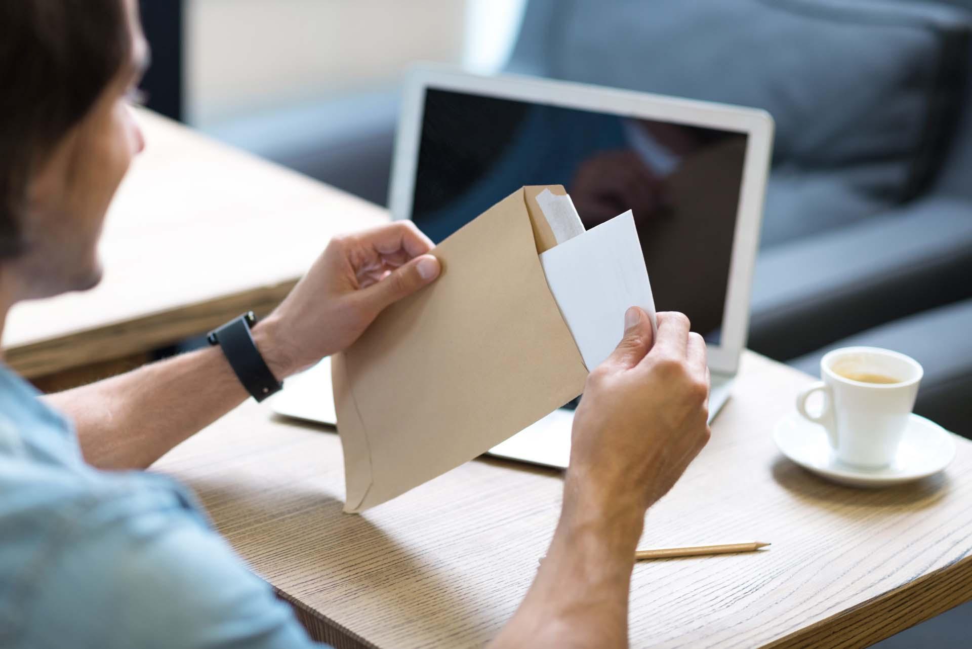 sending mail